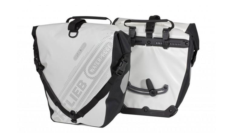 Ortlieb Back-Roller Black´n White - vodotěsné zadní brašny