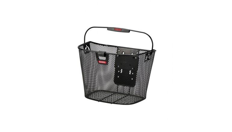KLICKfix Uni Košík na řídítka s klipem na světlo