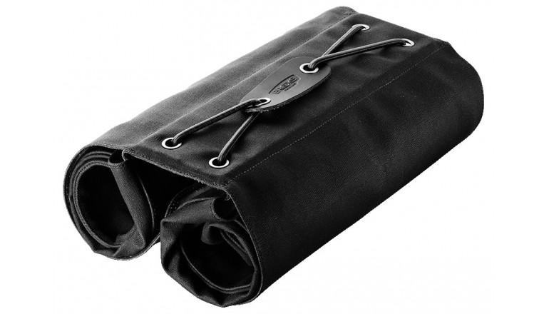 BROOKS Brick Lane Roll-Up - brašna na kolo - černá