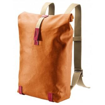 BROOKS Pickwick - batoh na záda - oranžová
