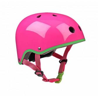 Dětská přilba Micro Neon Pink