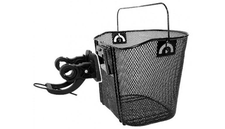 Košík Longus na řidítka s RU na koloběžky