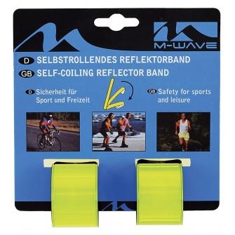 Reflexní pásek svinovací M-WAVE SnapWrap