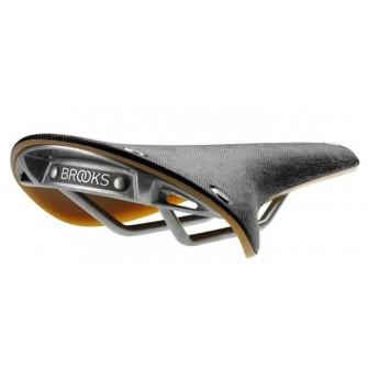 BROOKS Cambium C17S - dámské sedlo z přírodního kaučuku