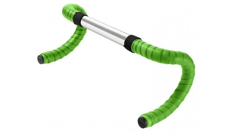 BROOKS Rubber bar tape - gumové omotávky - zelená