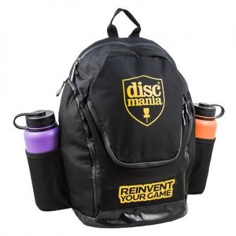 Discgolfový batoh Fanatic - černý
