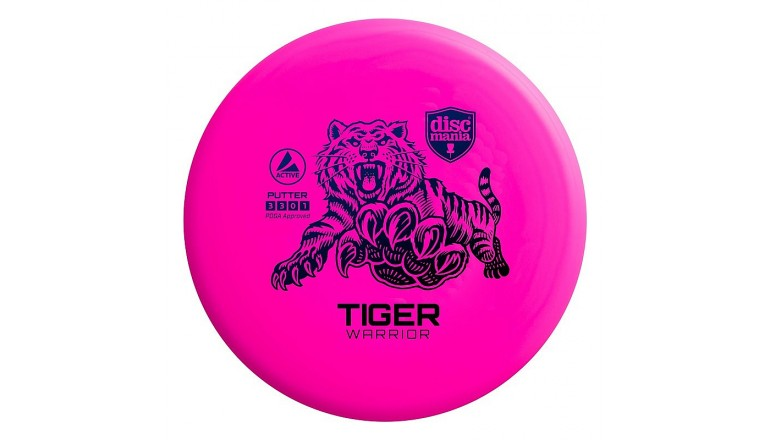 Discmania Active Tiger Warrior