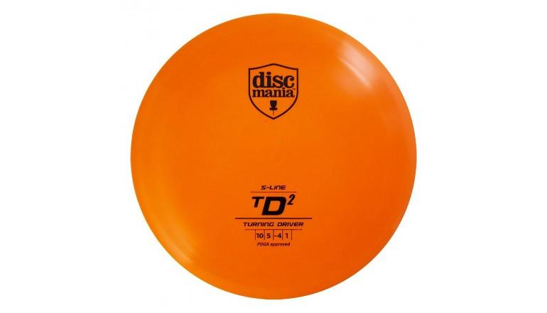 Discmania TD2 Fever S-line