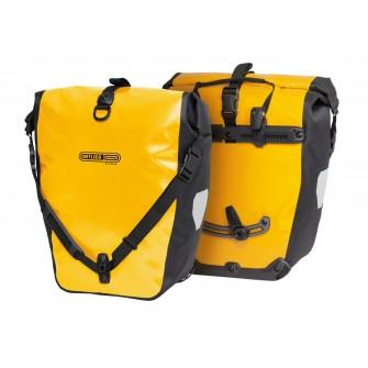 Ortlieb Back-Roller - vodotěsné zadní brašny - žlutá (sunny)