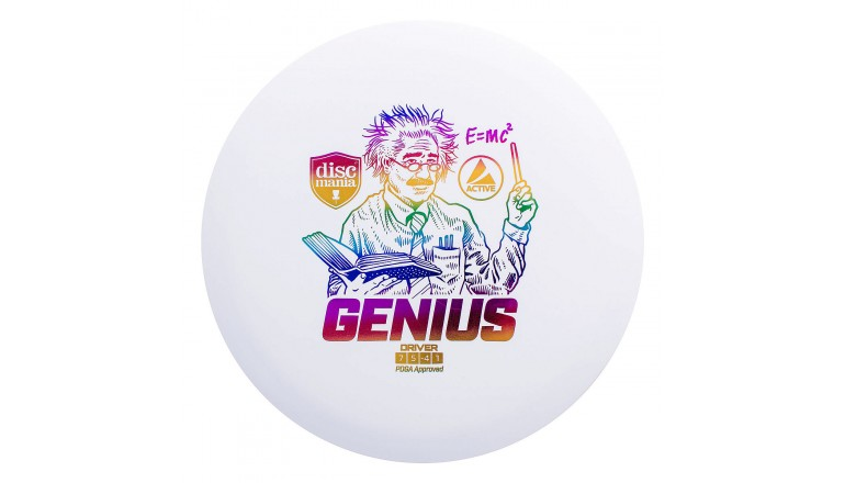 Discmania Active Genius