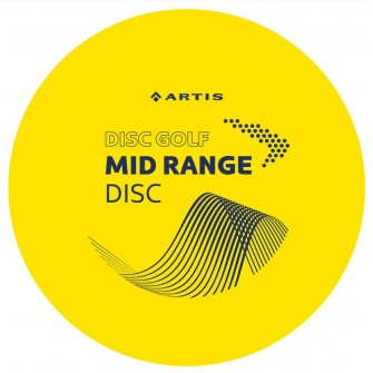 Artis discgolf Mid-range