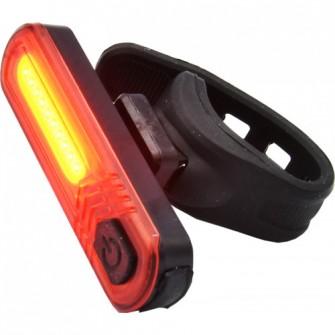 Světlo zadní Profil JY-6056T 10 chip LED (USB)