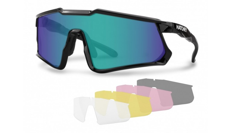 Brýle Hatchey Apex Plus Black