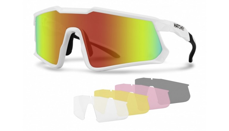 Brýle Hatchey Apex Plus White