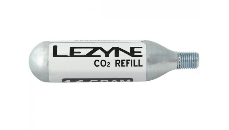 Bombička Lezyne CO2 se závitem 16g