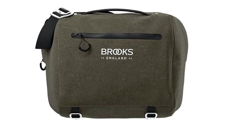 BROOKS Scape Handlebar Compact Bag - vodotěsná řídítková brašna