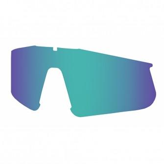 Náhradní sklo Hatchey Apex - Gray/Full REVO Blue