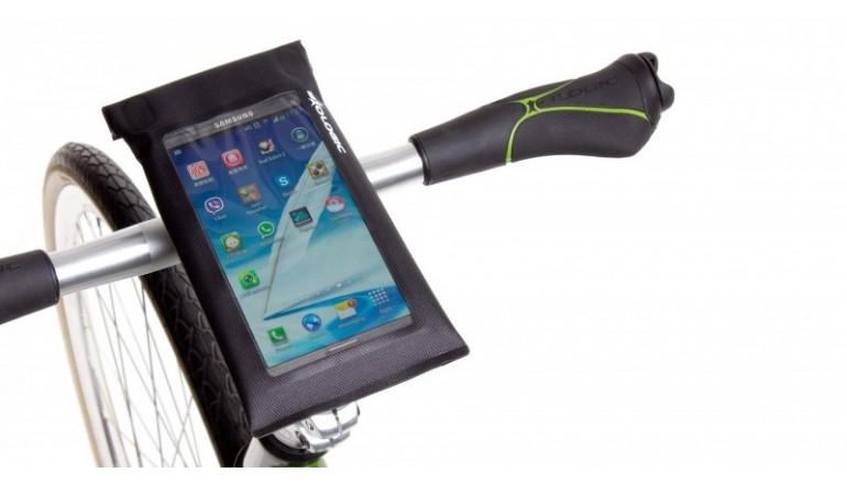 BIOLOGIC Bike Mount Dry Bag - držák na řídítka pro větší smartphony