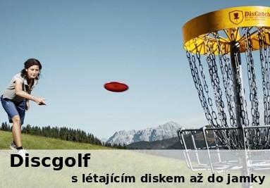 Discgolf - zábava jako žádná jiná